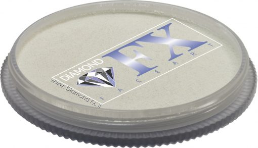 1001 - Bianco Essenziale Aquacolor 32 Gr. Diamond Fx