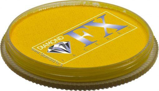 1050 - Giallo Canarino Essenziale Aquacolor 32 Gr. Diamond Fx