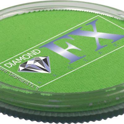 1055 - Verde Menta Essenziale Aquacolor 32 Gr. Diamond Fx