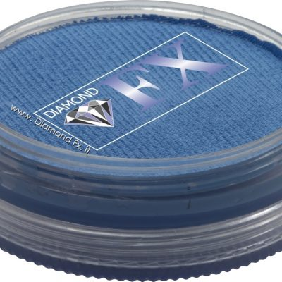 2027 - Colore Celeste Pastello Essenziale Aquacolor 45 Gr. Diamond Fx
