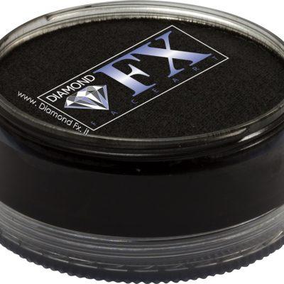 3010 – Colore Nero Essenziale Aquacolor 90 Gr. Diamond Fx