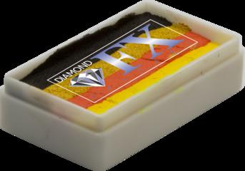 RS30-06 - Tacolicious SPLIT CAKE Medium size Diamond Fx