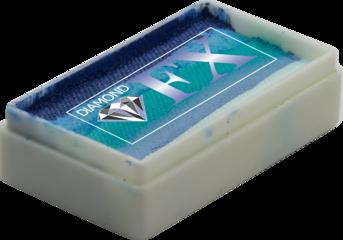 RS30-11 - Blueberry Hill SPLIT CAKES Medium size Diamond Fx