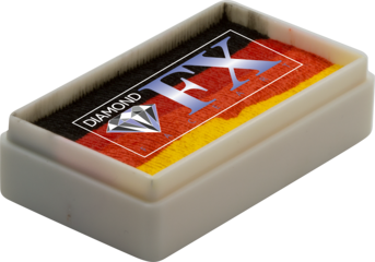 RS30-13 - Inferno SPLIT CAKES Medium size Diamond Fx