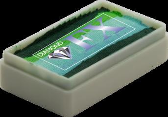 RS30-32 - Garden Gnome SPLIT CAKES Medium size Diamond Fx