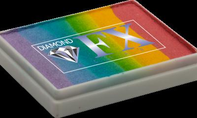 RS50-04 - Blurred SPLIT CAKES Big size Diamond Fx