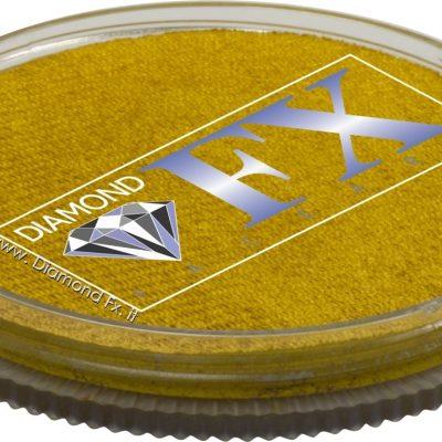 1100 – Colore Oro Perlato-Metallico Aquacolor 32 Gr. Diamond Fx