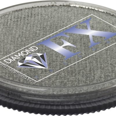 1200 – Colore Argento Perlato-Metallico Aquacolor 32 Gr. Diamond Fx