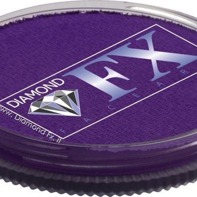 132 – Colore Viola Neon Aquacolor 32 Gr. Diamond Fx