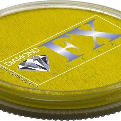 1400 – Colore Giallo Perlato-Metallico Aquacolor 32 Gr. Diamond Fx