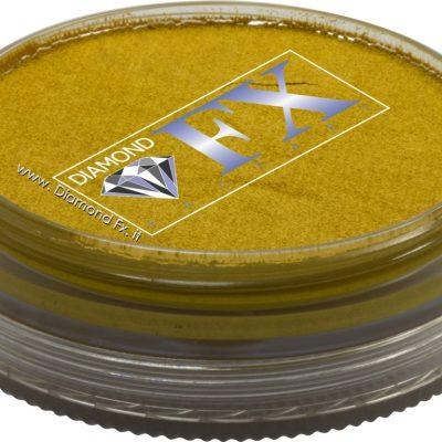 2100 – Colore Oro Perlato-Metallico Aquacolor 45 Gr. Diamond Fx