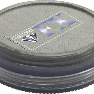 2200 – Colore Argento Perlato-Metallico Aquacolor 45 Gr. Diamond Fx