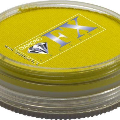 2400 – Colore Giallo Perlato-Metallico Aquacolor 45 Gr. Diamond Fx