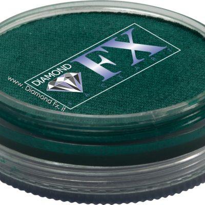 2500 – Colore Verde Perlato-Metallico Aquacolor 45 Gr. Diamond Fx