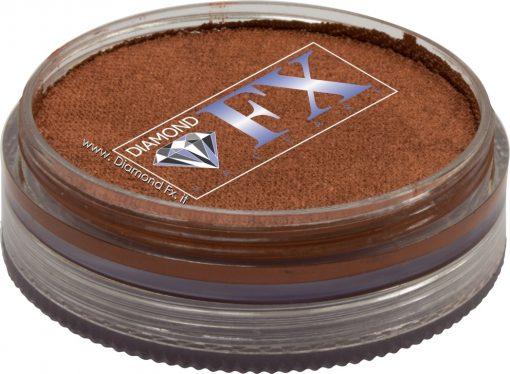 2950 – Colore Rame Perlato-Metallico Aquacolor 45 Gr. Diamond Fx