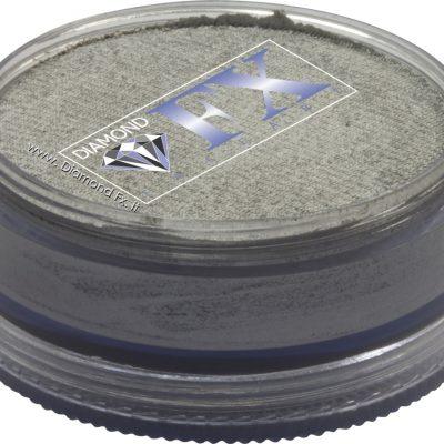 3200 – Colore Argento Perlato-Metallico Aquacolor 90 Gr. Diamond Fx