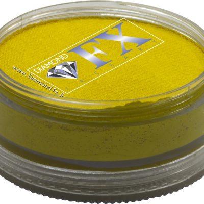 3400 – Colore Giallo Perlato-Metallico Aquacolor 90 Gr. Diamond Fx