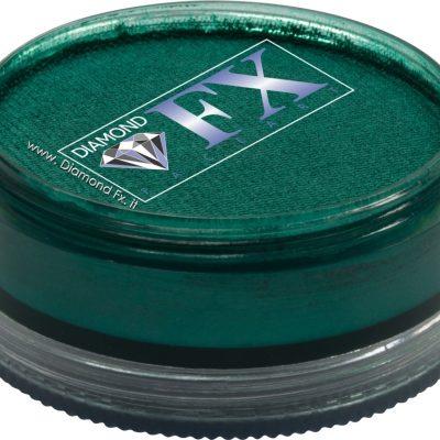 3500 – Colore Verde Perlato-Metallico Aquacolor 90 Gr. Diamond Fx