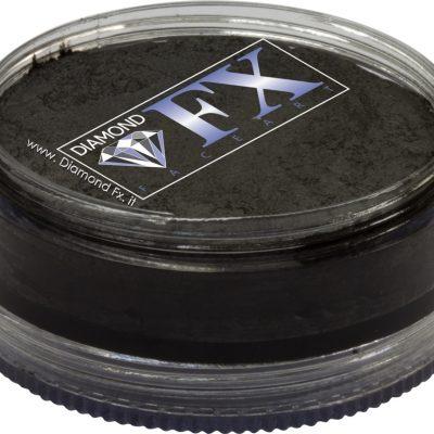 3750 – Colore Nero Perlato-Metallico Aquacolor 90 Gr. Diamond Fx