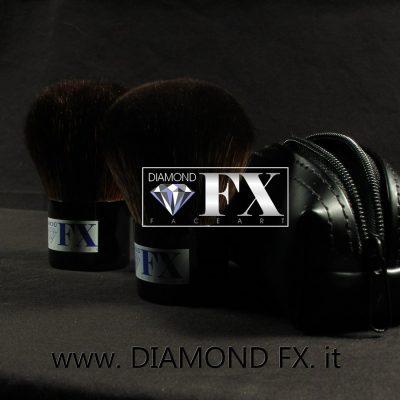 DFX PENNELLO KABUKI DIAMOND FX