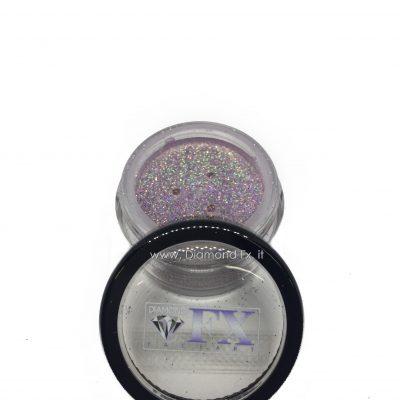 GL08 - Glitter ROSA CRISTAL Cosmetico Diamond Fx 5 Gr.