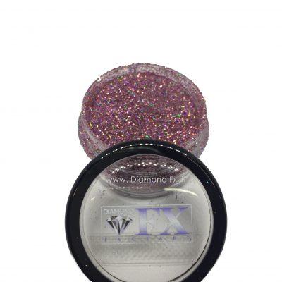 GL17 - Glitter SALMONE Cosmetico Diamond Fx 5 Gr.