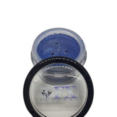 GL23 - Glitter BLU Cosmetico Diamond Fx 5 Gr.