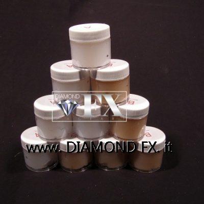 SILB - Silicone Bicomponente Diamond Fx