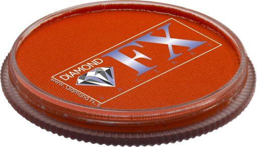 1045 - Colore Arancio Chiaro Essenziale Aquacolor 32 Gr. Diamond Fx
