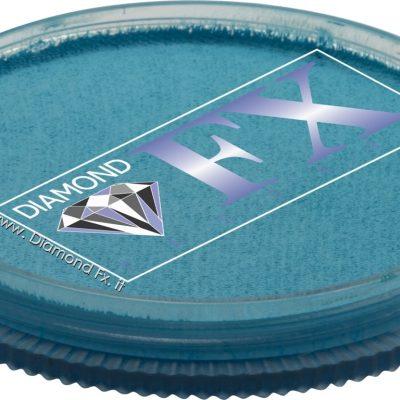 1065 - Colore Azzurro Chiaro Essenziale Aquacolor 32 Gr. Diamond Fx