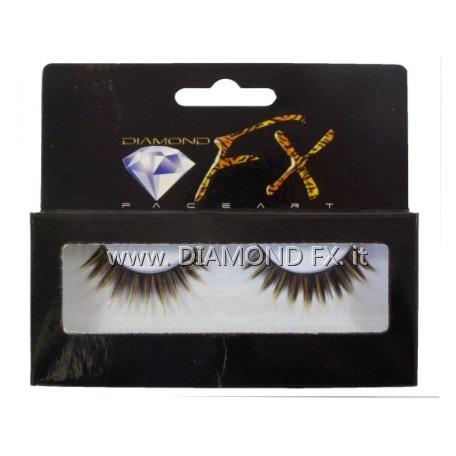 Ciglia Finte Sintetiche Diamond Fx