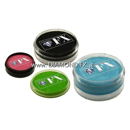 Colori Essenziali Aquacolor Diamond FX