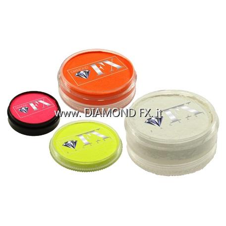 Colori Neon-Fluo Aquacolor Diamond Fx