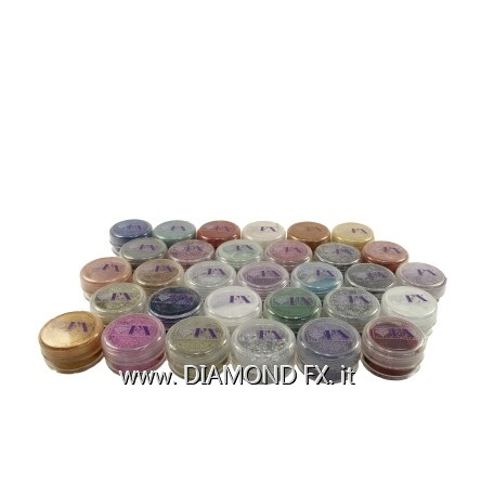 Glitter Cosmetici Diamond Fx