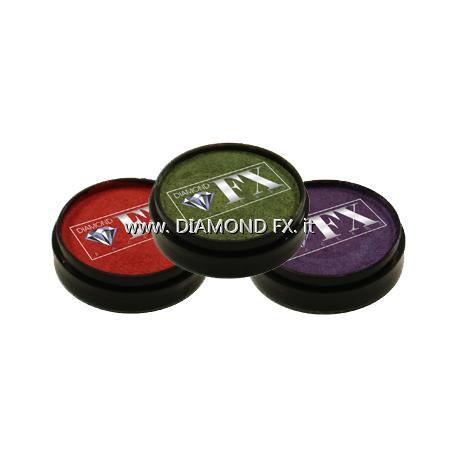 Ricambio Colore Perlato-Metallico 10 Gr. Diamond Fx
