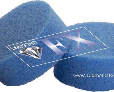 SPG - Spugna Trucco Celeste Diamond Fx