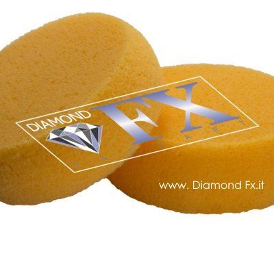 SPY - Spugna Trucco Arancione Diamond Fx