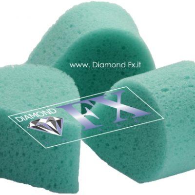 SPP - Spugna Trucco a Petalo Diamond Fx